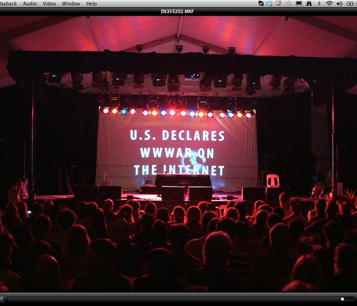 Live @ Woodford Folk Festival 2012-13