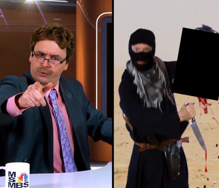 RAP NEWS 27: MSMBS World Headlies – feat. ISIS, Gaza, Ukraine, and more…