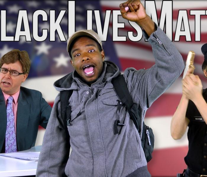 RAP NEWS 32: BlackLivesMatter
