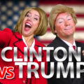 Hillary Clinton vs Donald Trump – JUICE RAP NEWS (Special Edition)