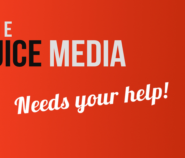 Juice Media Needs Your Help!