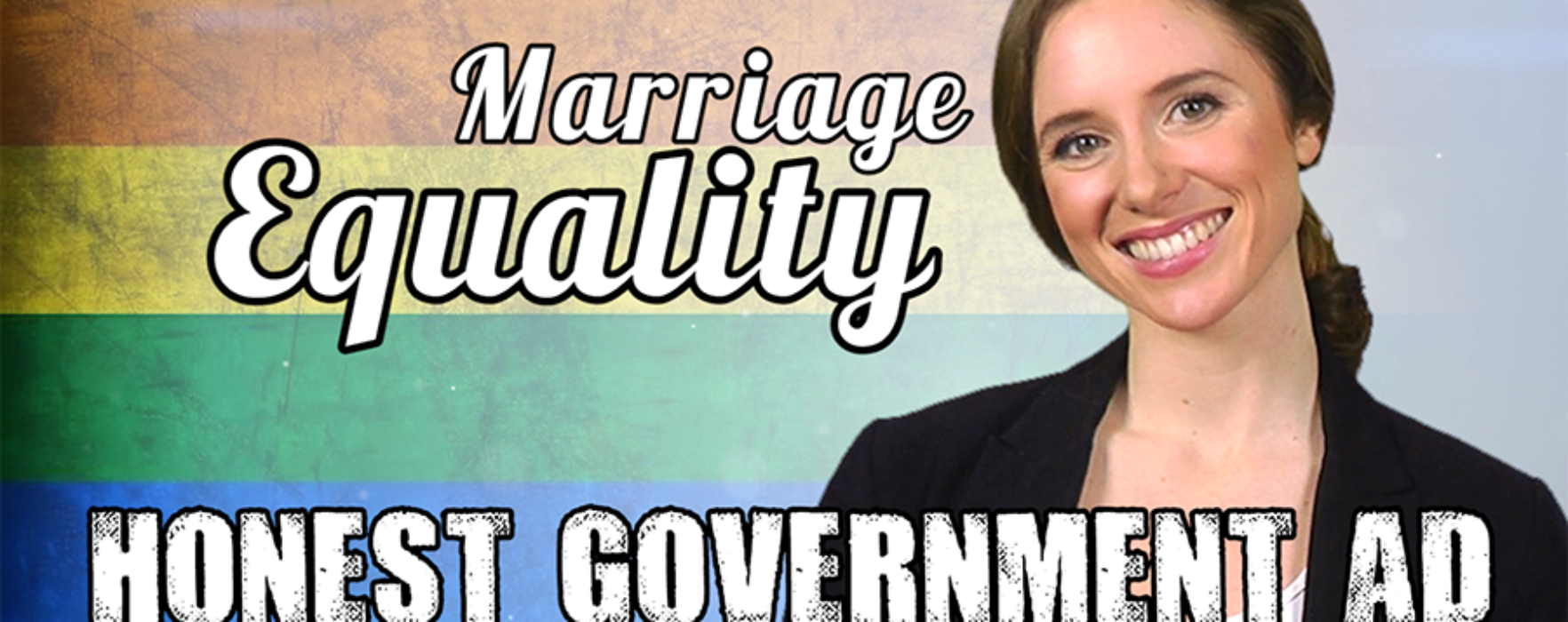 Marriage Equality Plebbyshite – Honest Government Ad