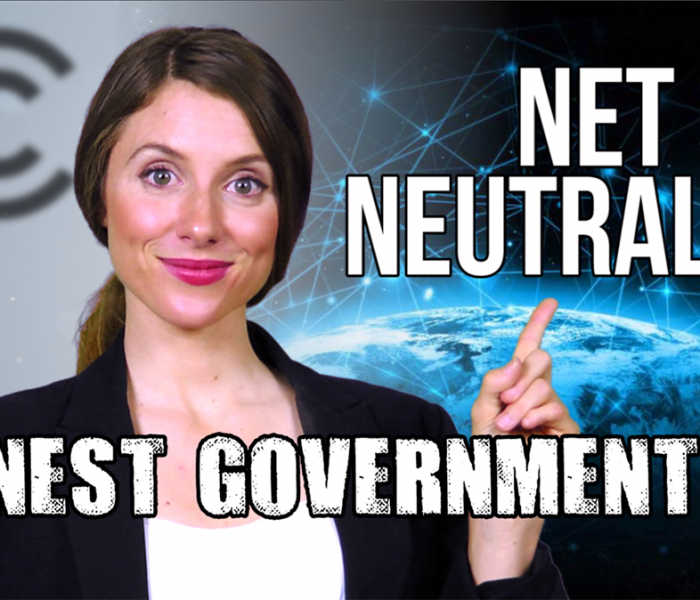 Honest Government Ad | Net Neutrality