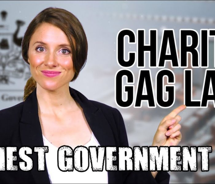 Charity Gag Law – Honest Government Ad