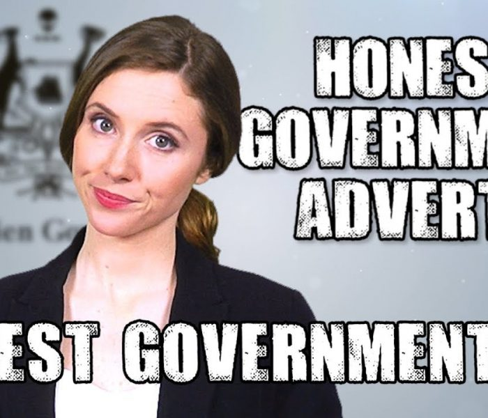 War on Satire – Honest Government Ad