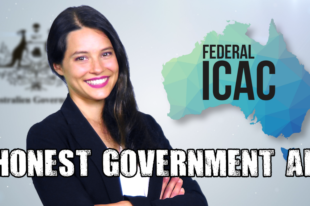 Honest Government Ad | Federal ICAC