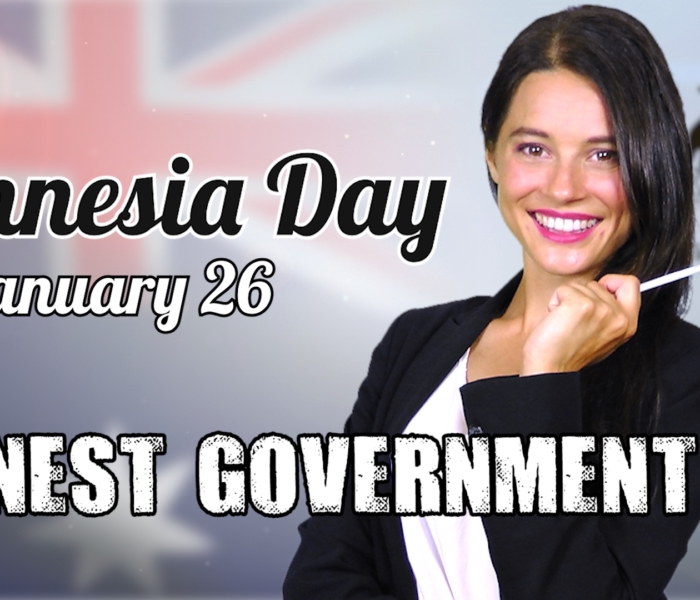 Honest Government Ad | Amnesia Day